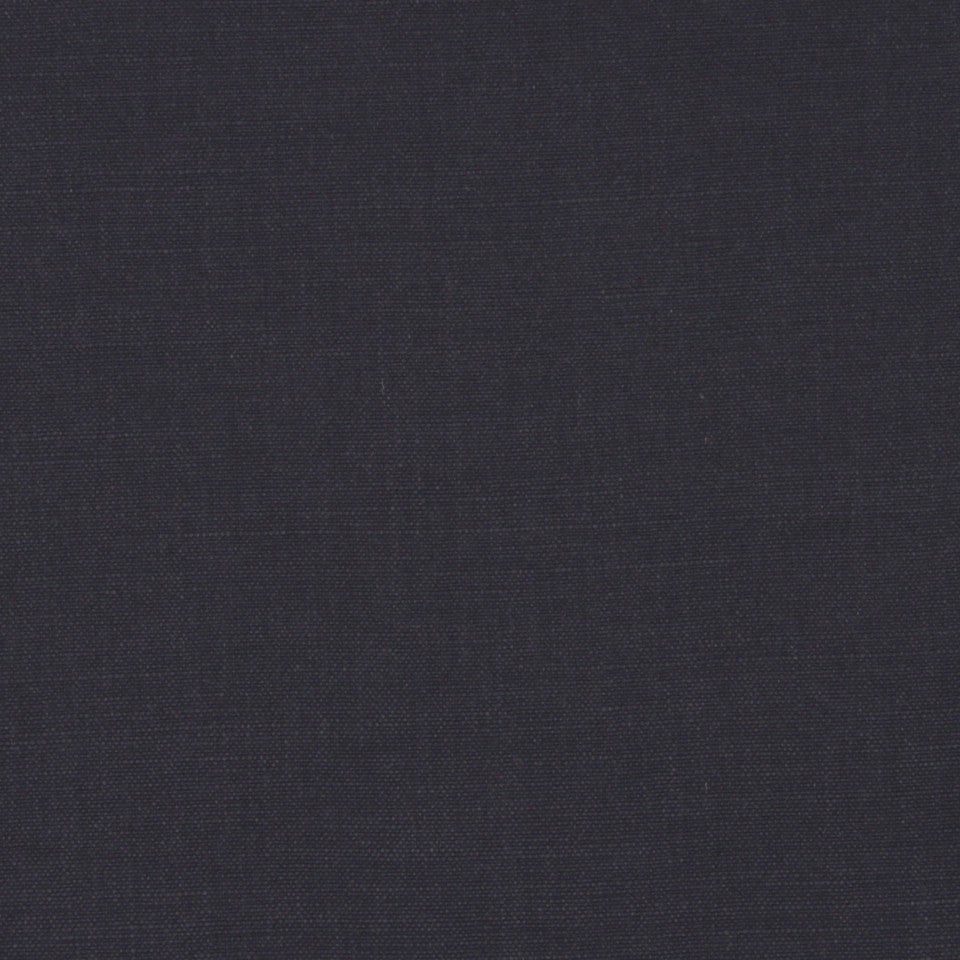 LINEN SOLIDS Linseed Solid Fabric - Navy