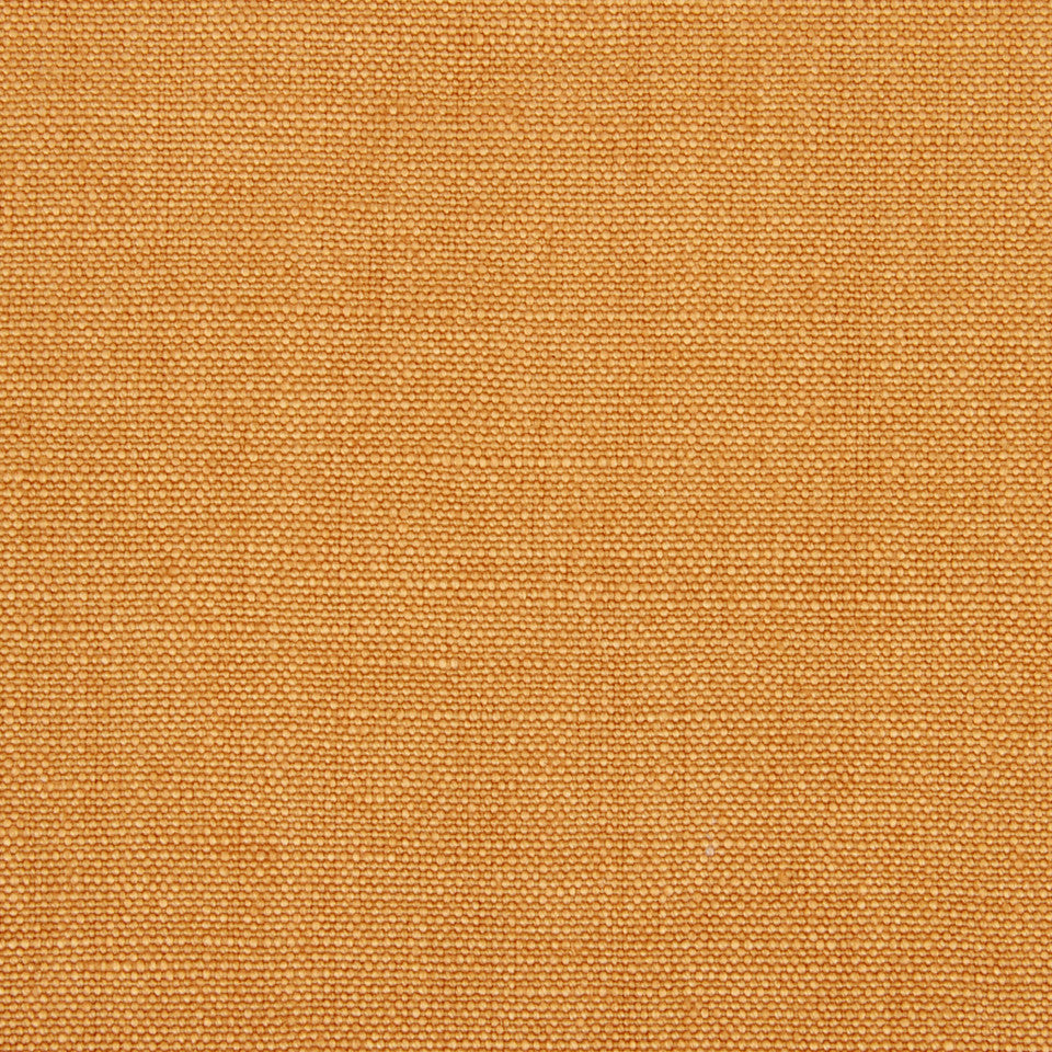 LINEN SOLIDS Linseed Solid Fabric - Ochre