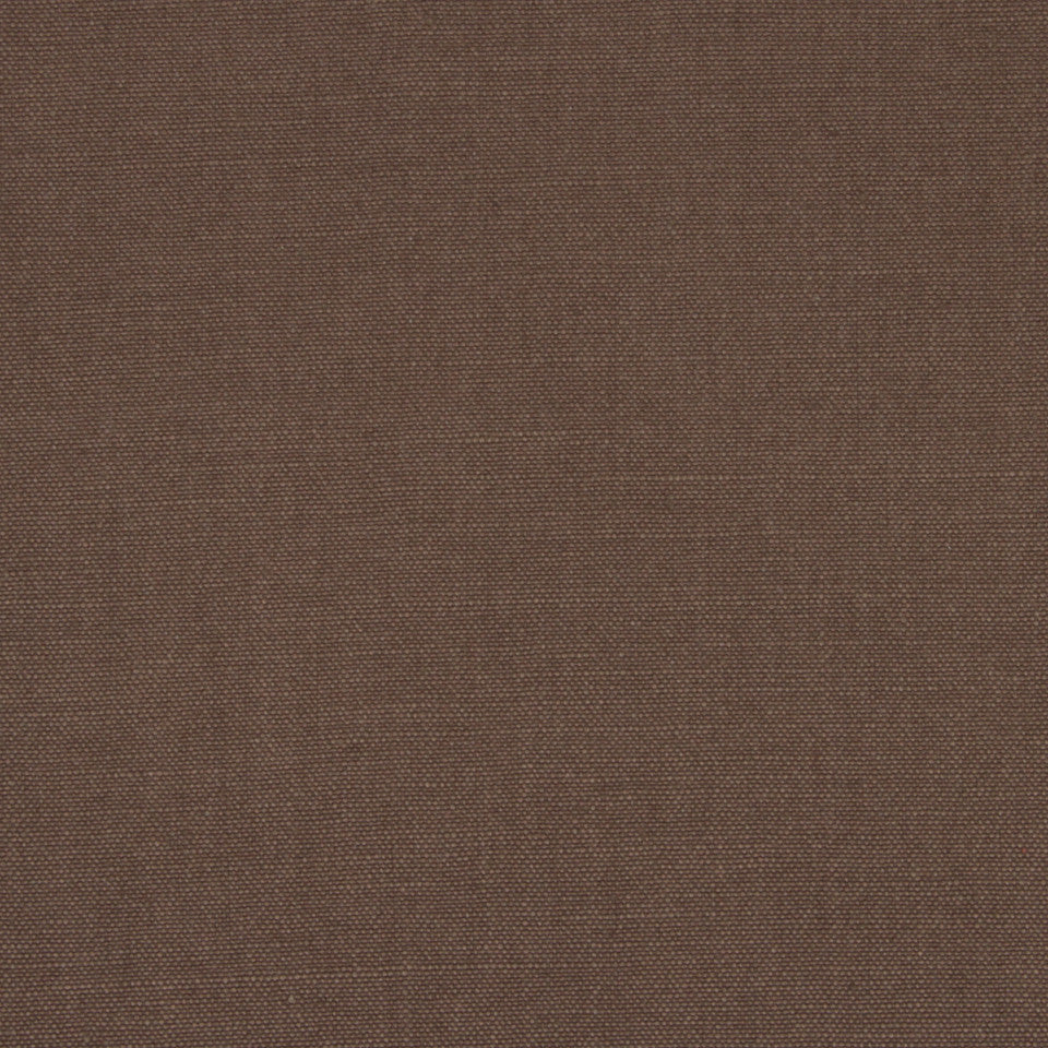 LINEN SOLIDS Linseed Solid Fabric - Otter Brown