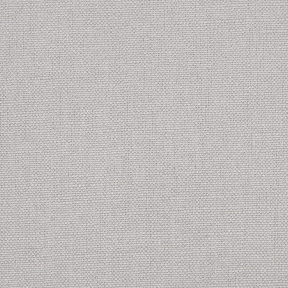 LINEN SOLIDS Linseed Solid Fabric - Silver