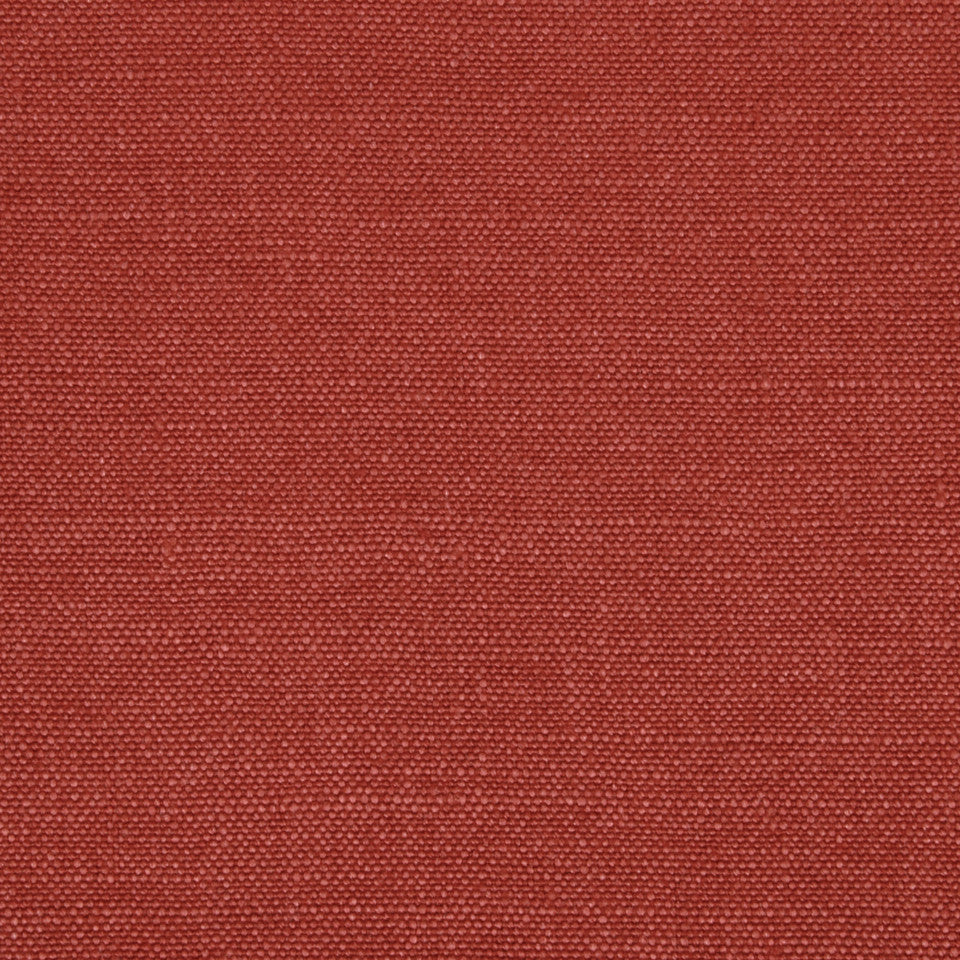 LINEN SOLIDS Linseed Solid Fabric - Vermillion