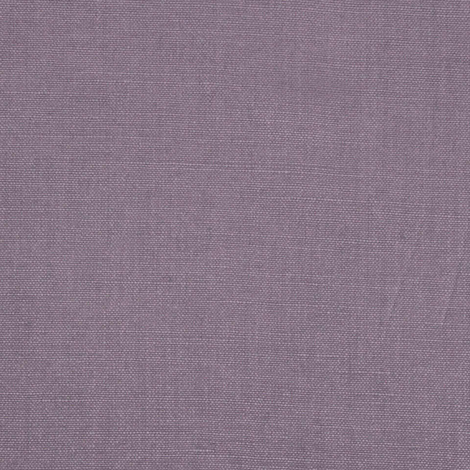 LINEN SOLIDS Linseed Solid Fabric - Violet