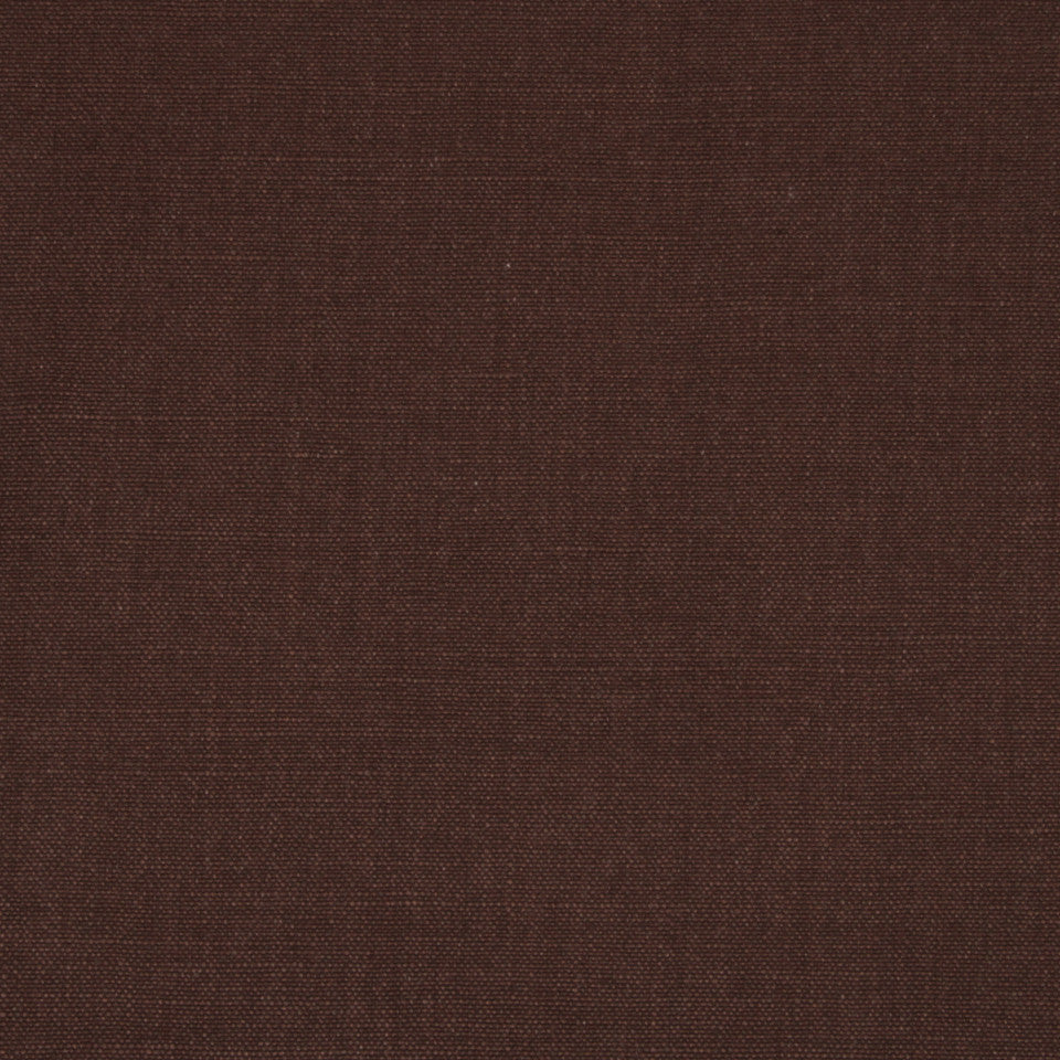 LINEN SOLIDS Linseed Solid Fabric - Walnut