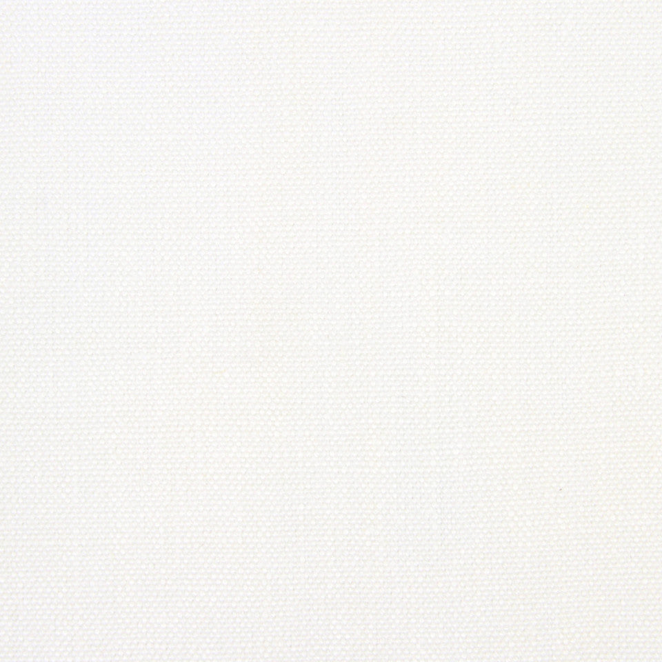 LINEN SOLIDS Linseed Solid Fabric - White