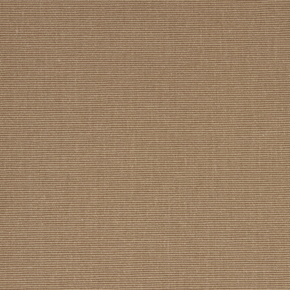 LINEN SOLIDS Flax Rib Fabric - Dark Honey