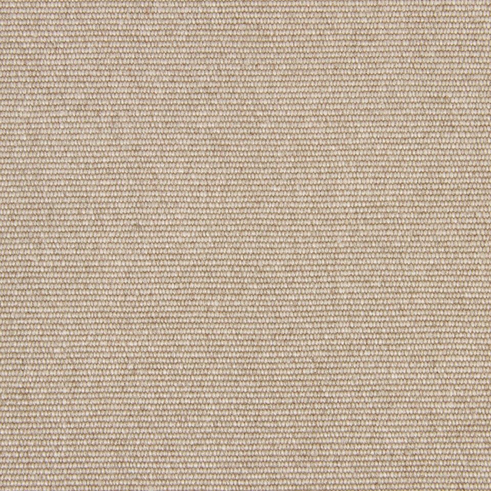 LINEN SOLIDS Flax Rib Fabric - Dark Linen