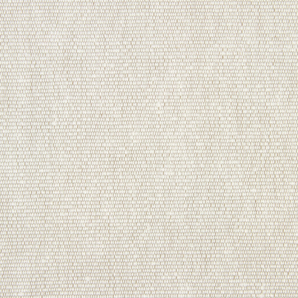 LINEN SOLIDS Flax Rib Fabric - Light Natural
