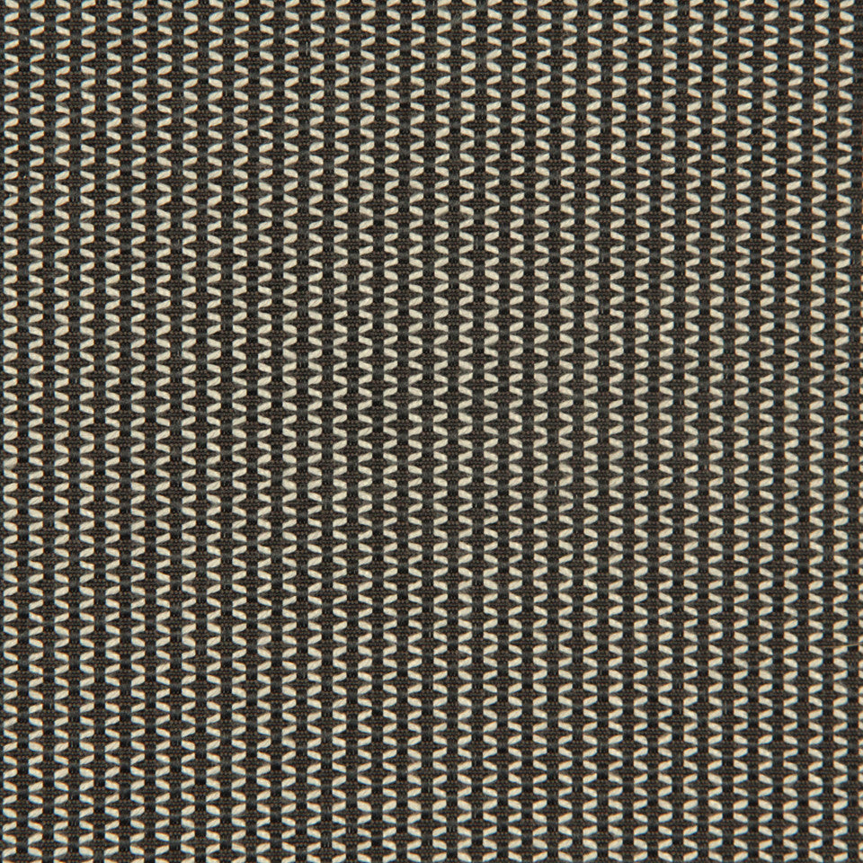 DWELLSTUDIO MODERN COUTURE Diamond Tuck Fabric - Steel