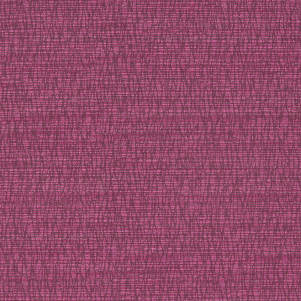CRYPTON MODERN UPHOLSTERY Whisper Wood Fabric - Rhubarb