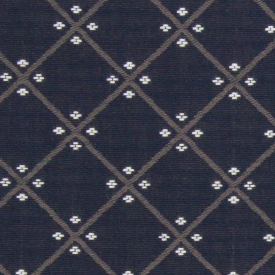 NAVY BLAZER Sandy Lane Fabric - Navy Blazer