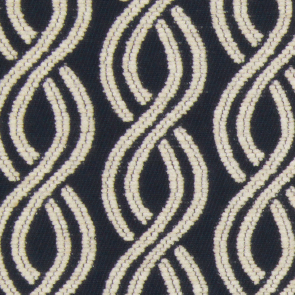 NAVY BLAZER Twisted Rope Fabric - Navy Blazer