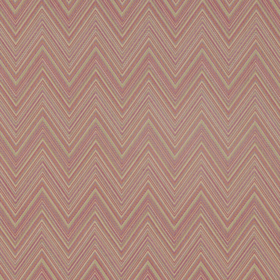 CRYPTON MODERN UPHOLSTERY Tip Top Fabric - Rhubarb