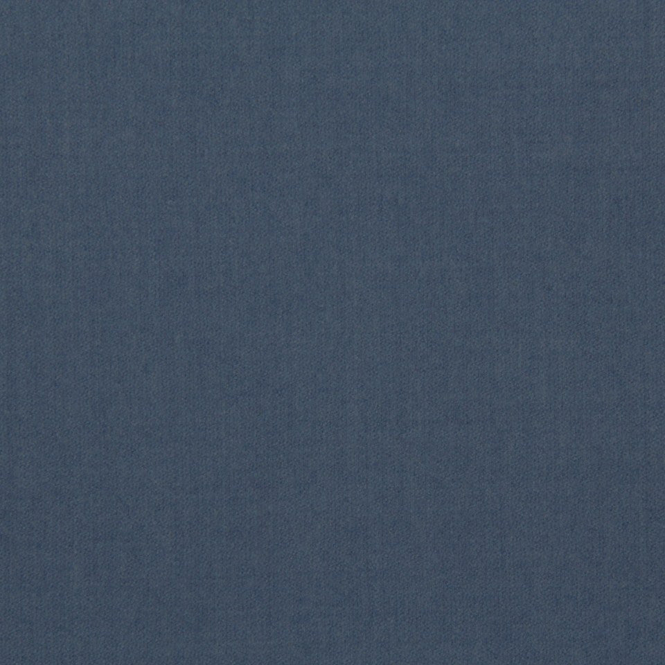WOOL TEXTURES Wool Flannel Fabric - Periwinkle