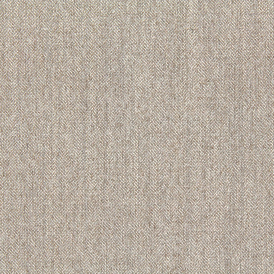 WOOL TEXTURES Wool Flannel Fabric - Twig
