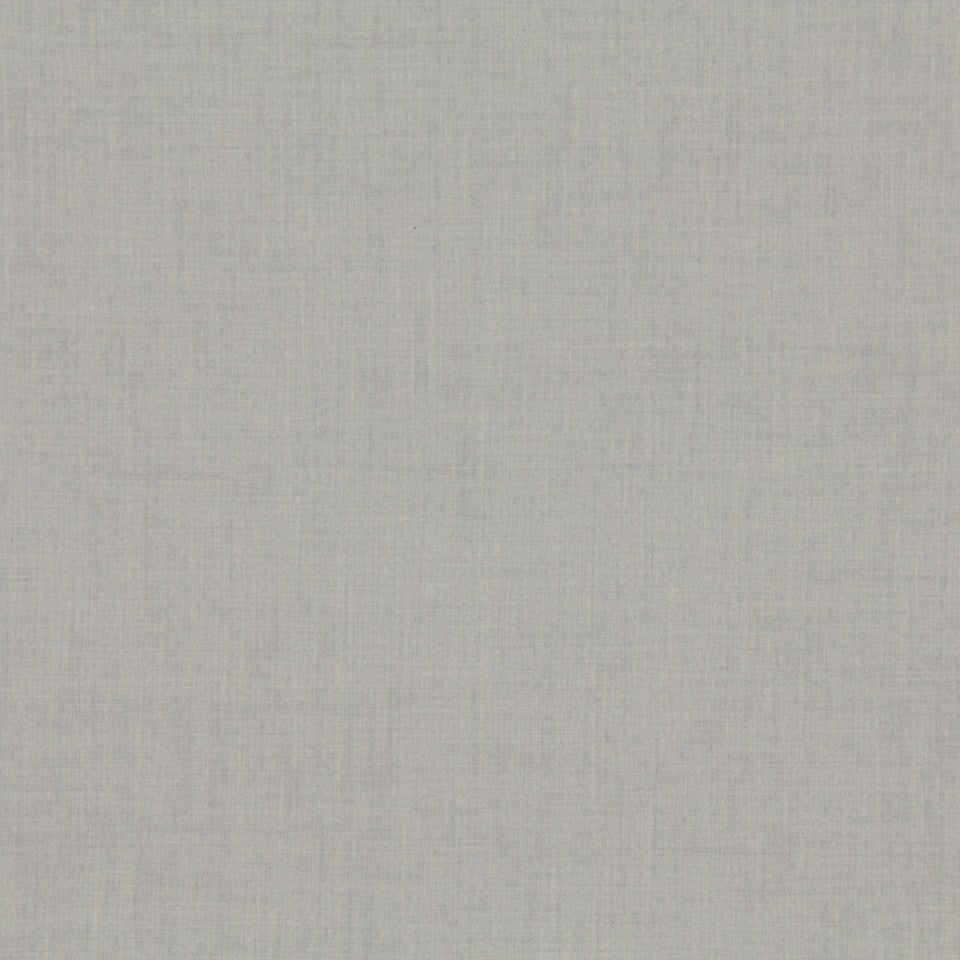 WOOL TEXTURES Wool Flannel Fabric - Sterling