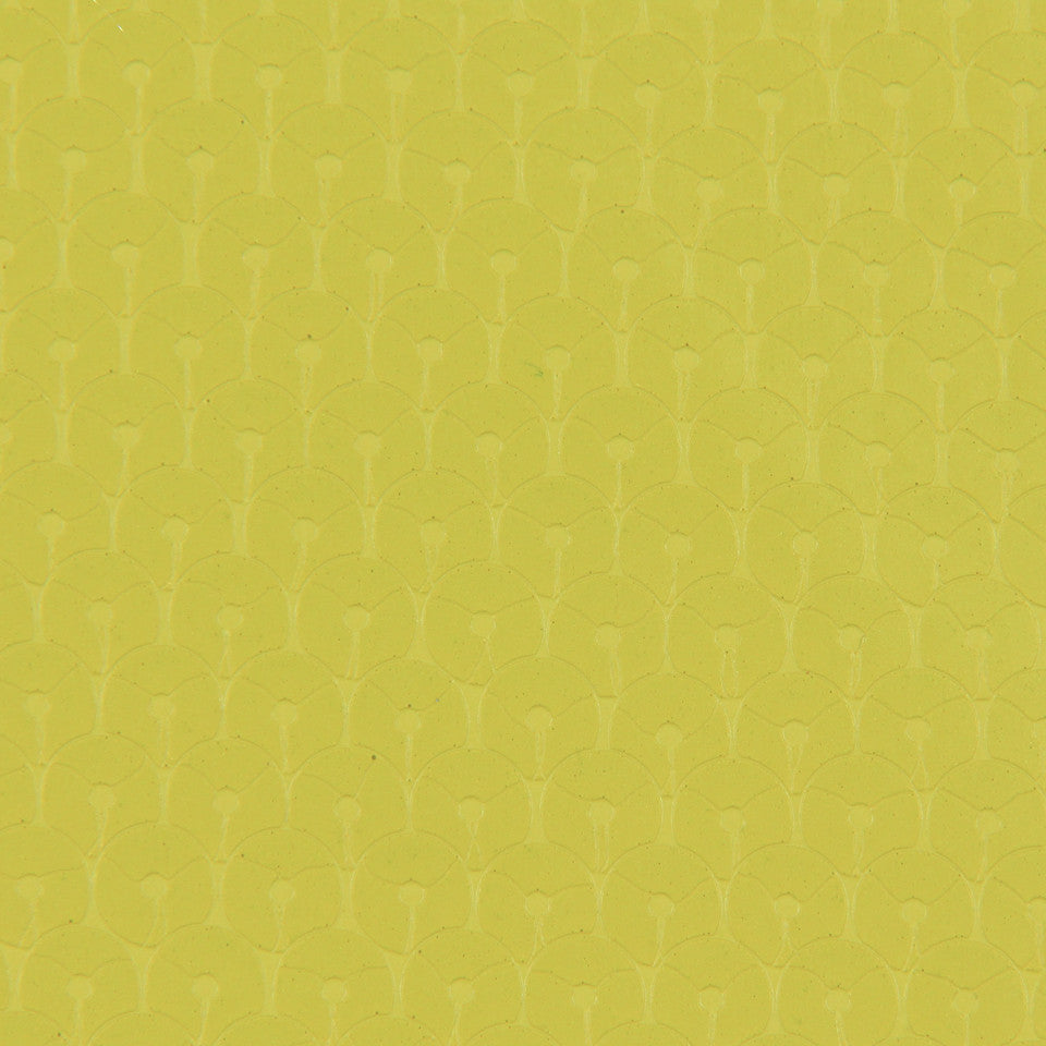 DWELLSTUDIO MODERN COUTURE Glimmer Sequin Fabric - Chartreuse