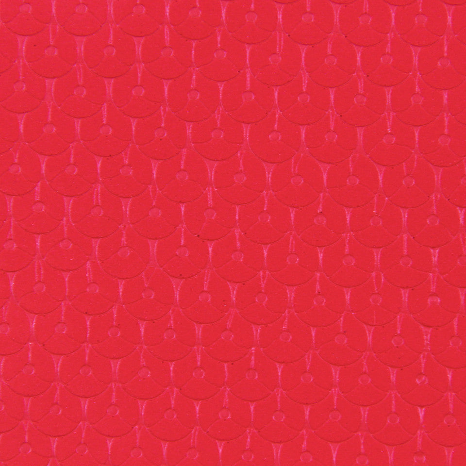 DWELLSTUDIO MODERN COUTURE Glimmer Sequin Fabric - Watermelon