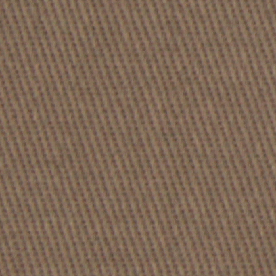 COTTON SOLIDS Cotton Twill Fabric - Cocoa
