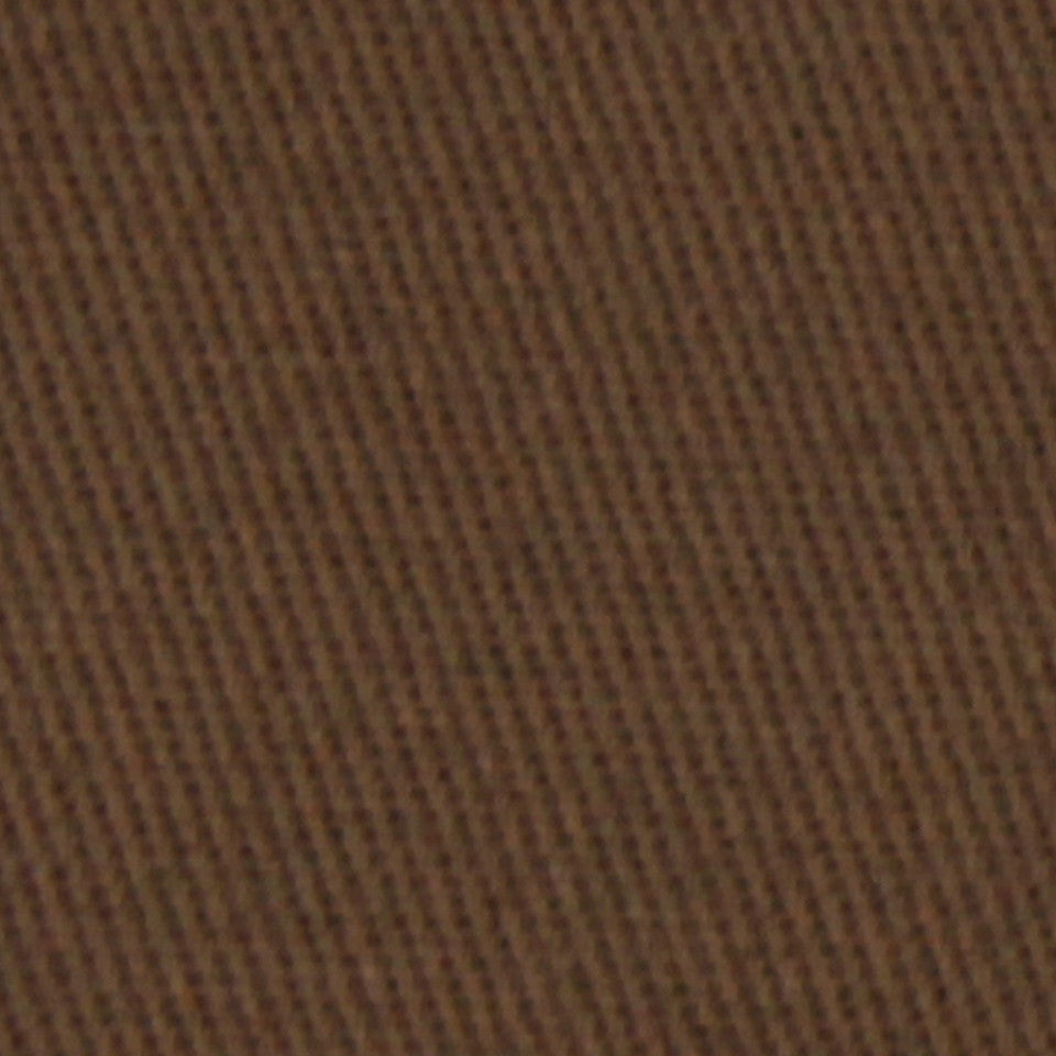 COTTON SOLIDS Cotton Twill Fabric - Chocolate