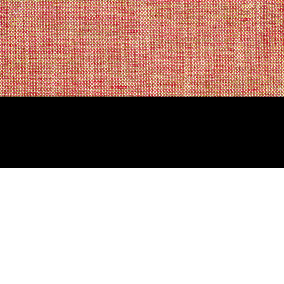 LINEN TEXTURES Linen Canvas Fabric - Lacquer Red