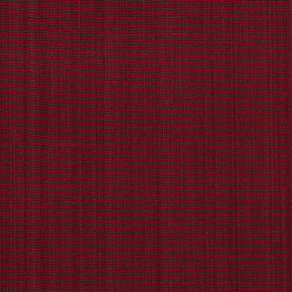 RIBBED TEXTURES Ribbed Solid Fabric - Classic Crimson