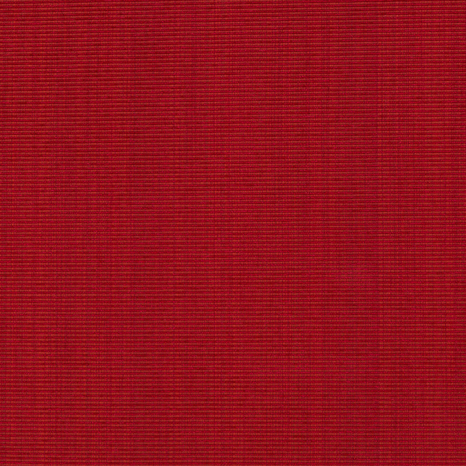 RIBBED TEXTURES Ribbed Solid Fabric - Lacquer Red