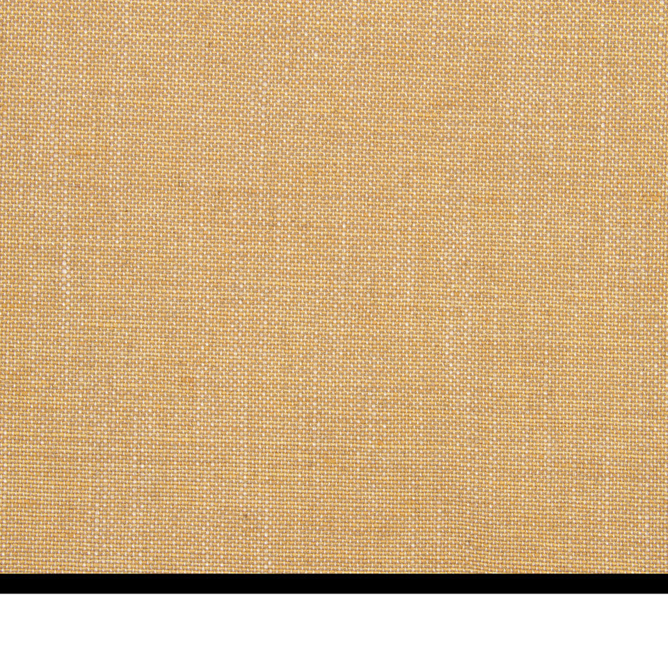 LINEN TEXTURES Linen Canvas Fabric - Honeysuckle