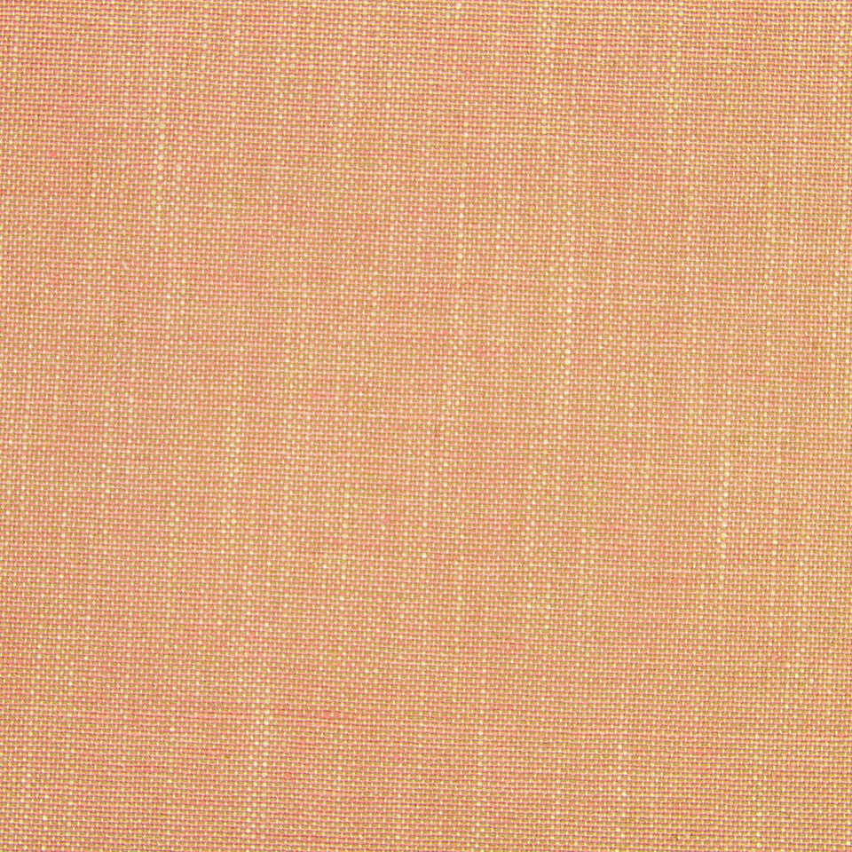 LINEN TEXTURES Linen Canvas Fabric - Blush