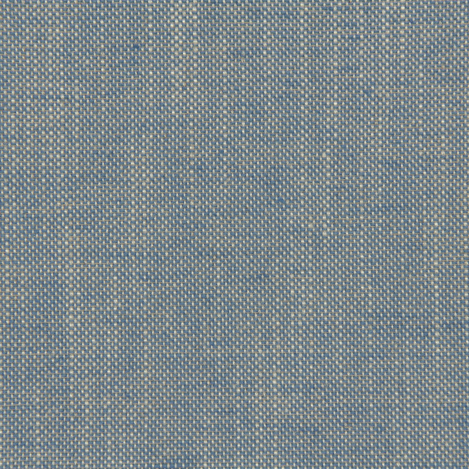 LINEN TEXTURES Linen Canvas Fabric - Bluebell