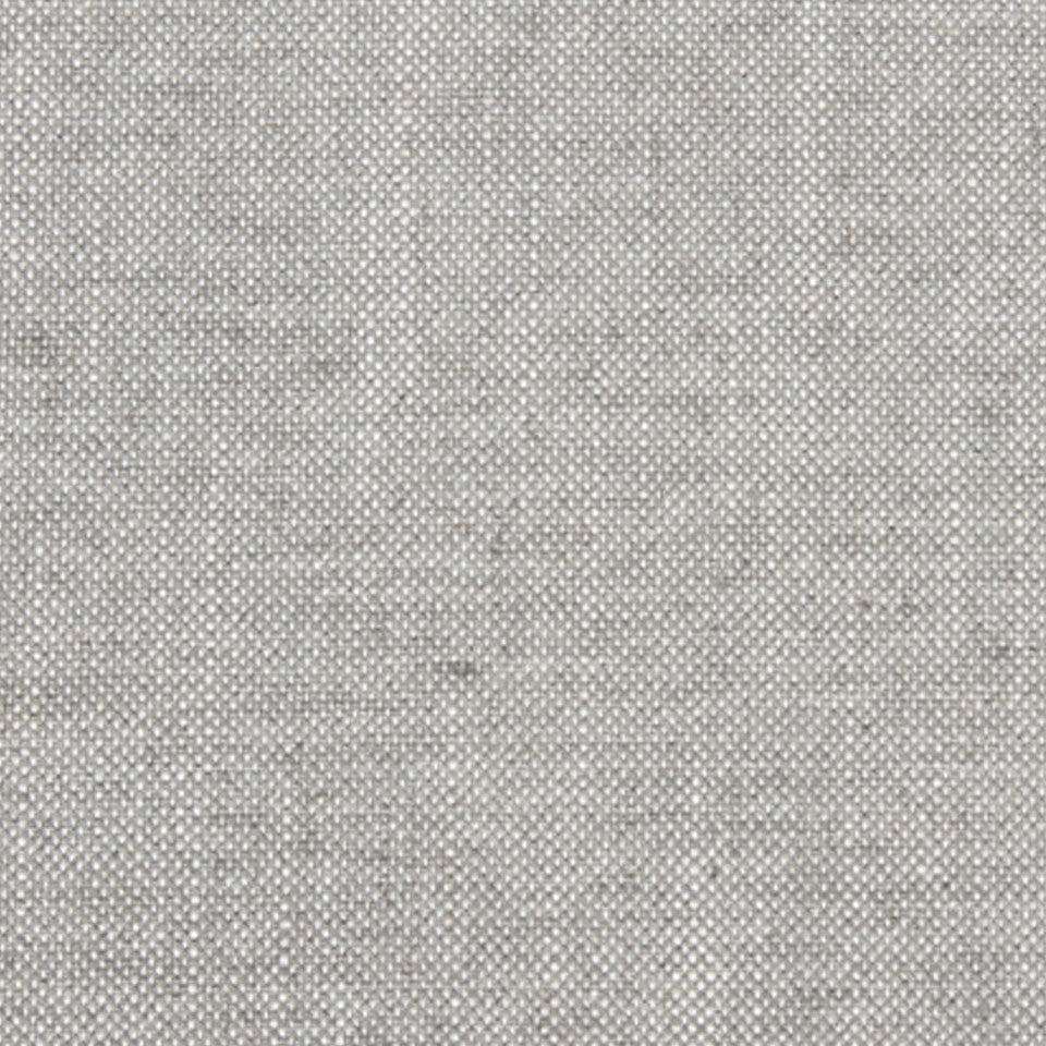 ZINC Linen Canvas Fabric - Dove Grey