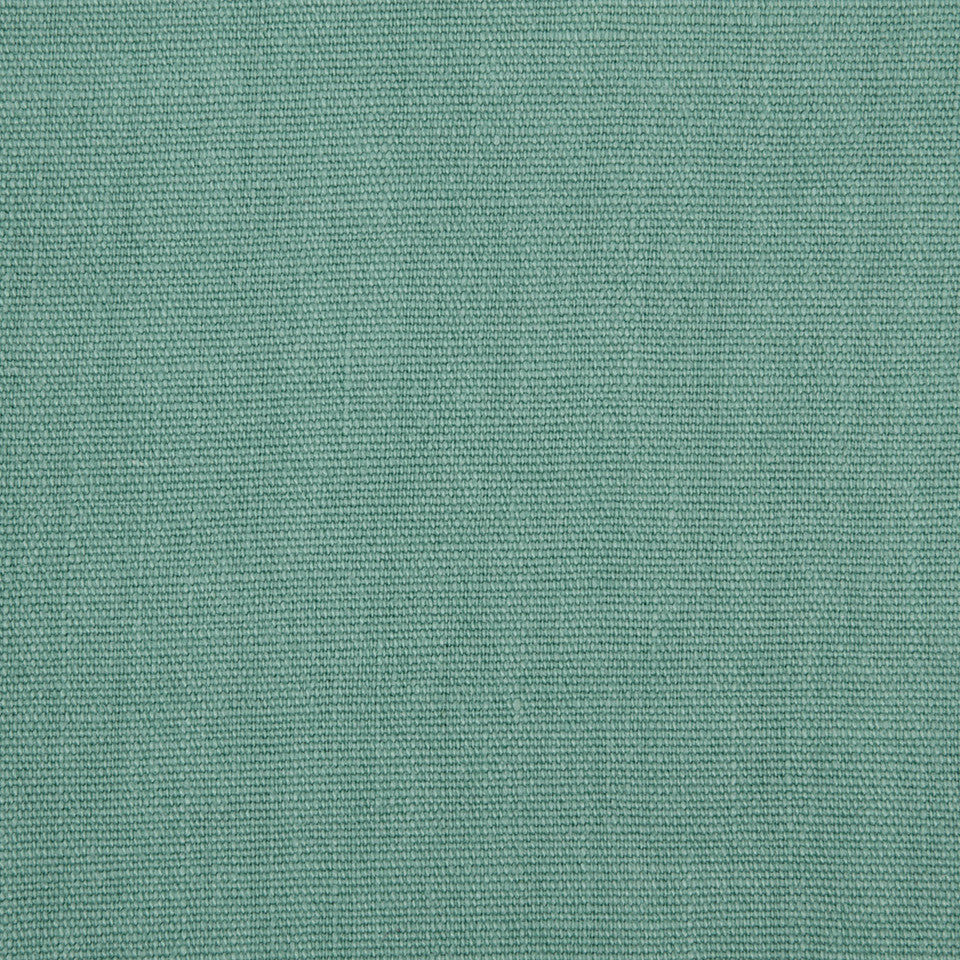 LINEN TEXTURES Heirloom Linen Fabric - Turquoise