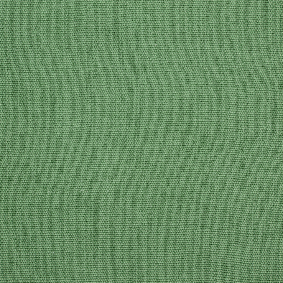 LINEN TEXTURES Heirloom Linen Fabric - Viridian
