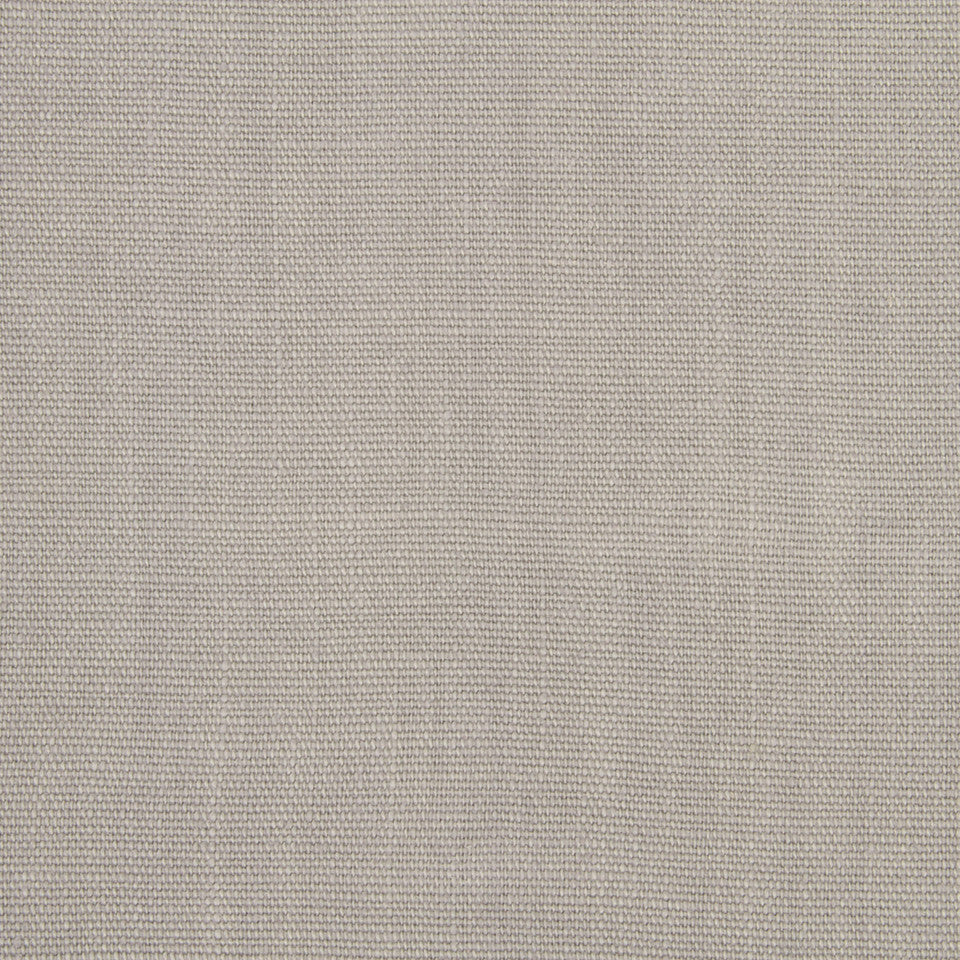 LINEN TEXTURES Heirloom Linen Fabric - Sterling