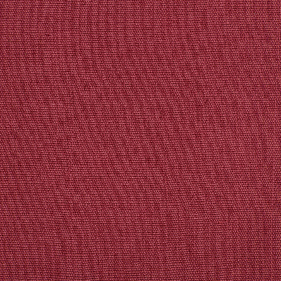 LINEN TEXTURES Heirloom Linen Fabric - Raspberry