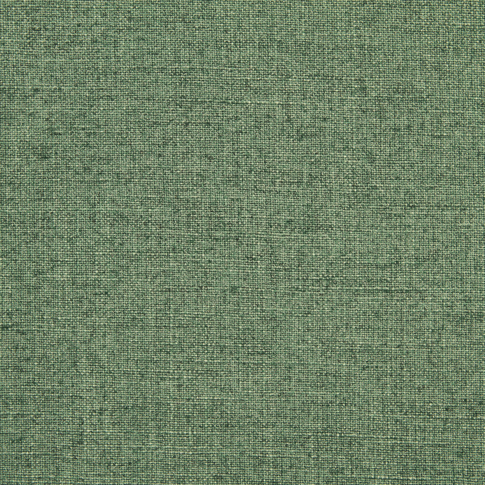 LINEN TEXTURES Serene Linen Fabric - Billiard Green