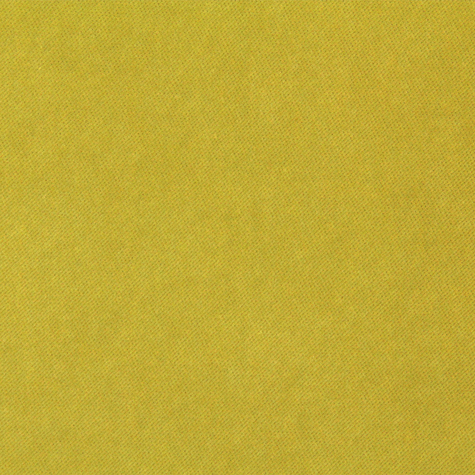 COTTON VELVETS Royal Comfort Fabric - Lemongrass
