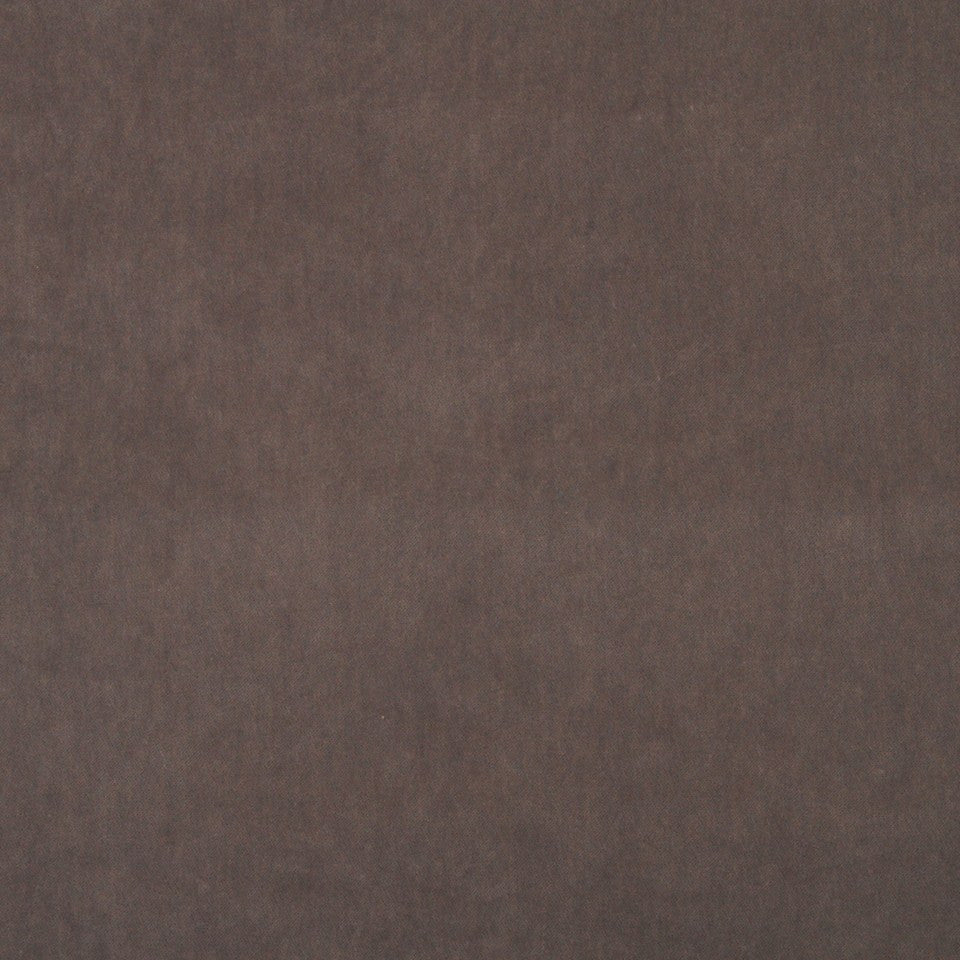 COTTON VELVETS Royal Comfort Fabric - Mica