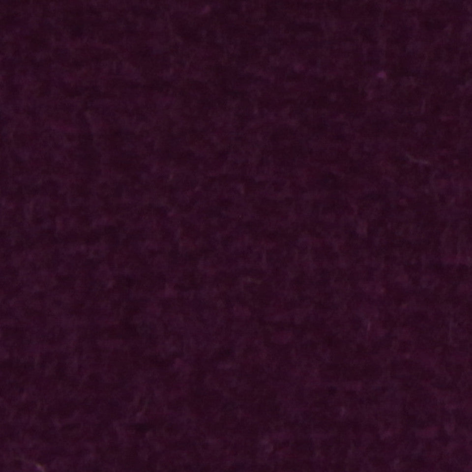 COTTON VELVETS Exquisite Fabric - Currant