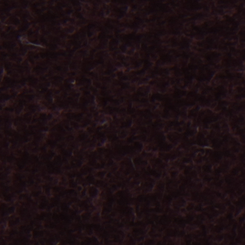 COTTON VELVETS Exquisite Fabric - Aubergine