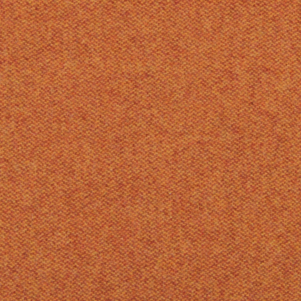 WOOL TEXTURES Wool Suit Fabric - Saffron