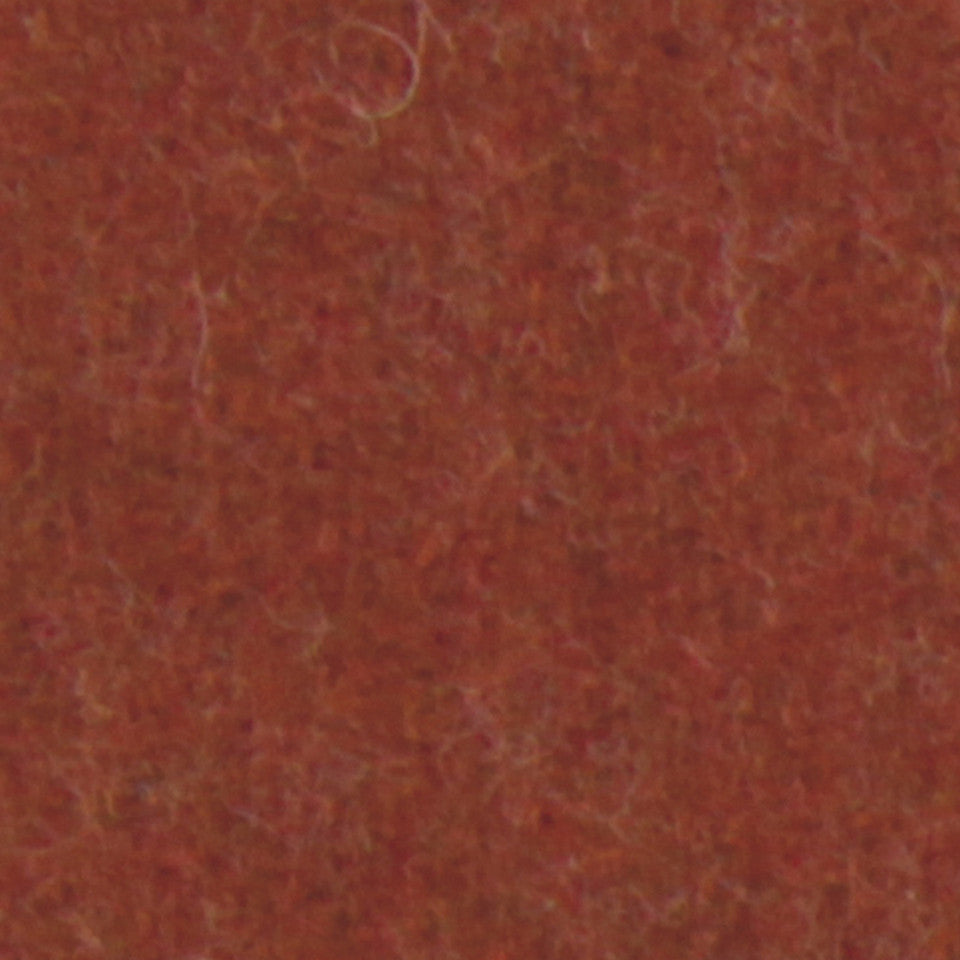 WOOL TEXTURES Wool Suit Fabric - Red Earth