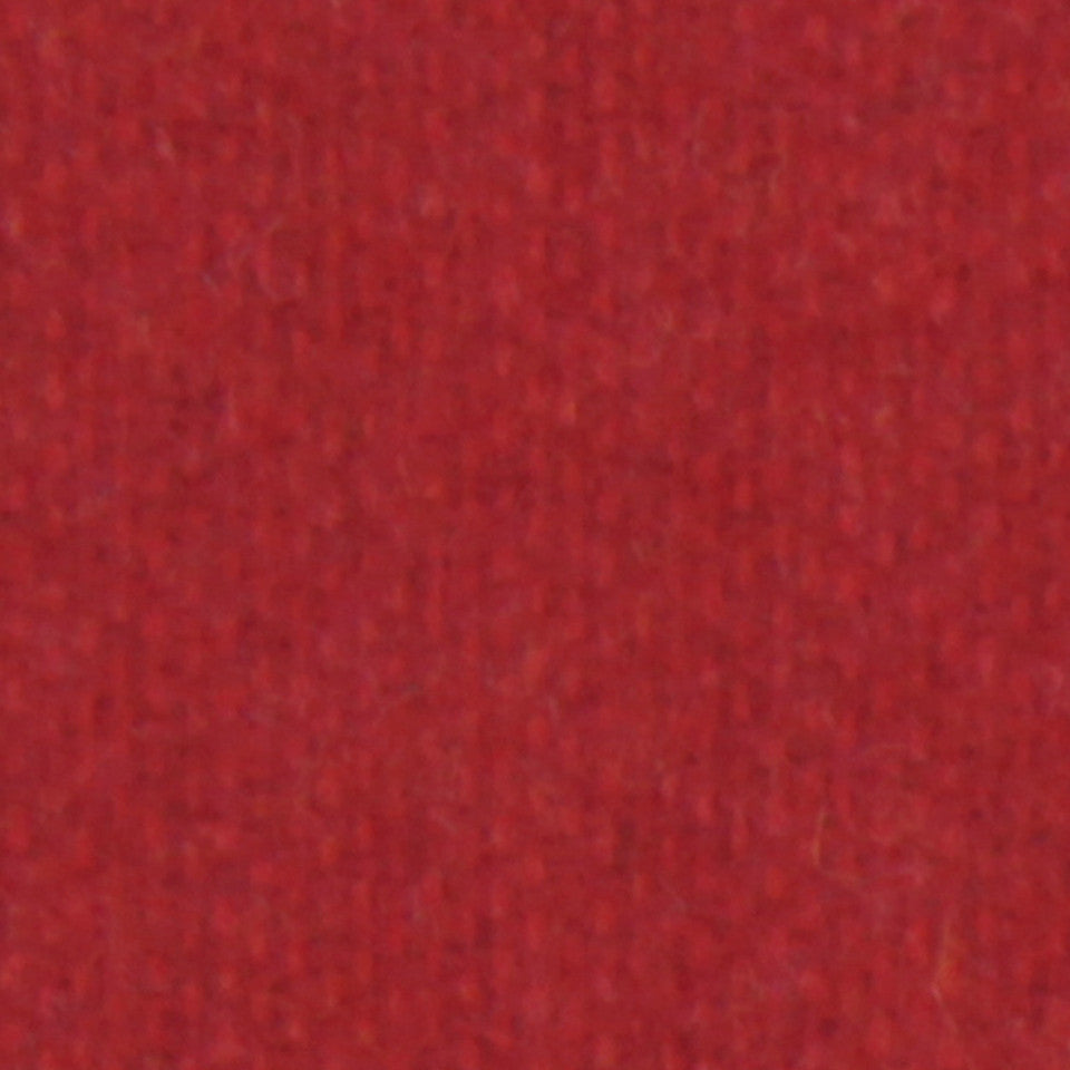 WOOL TEXTURES Wool Suit Fabric - Lacquer Red