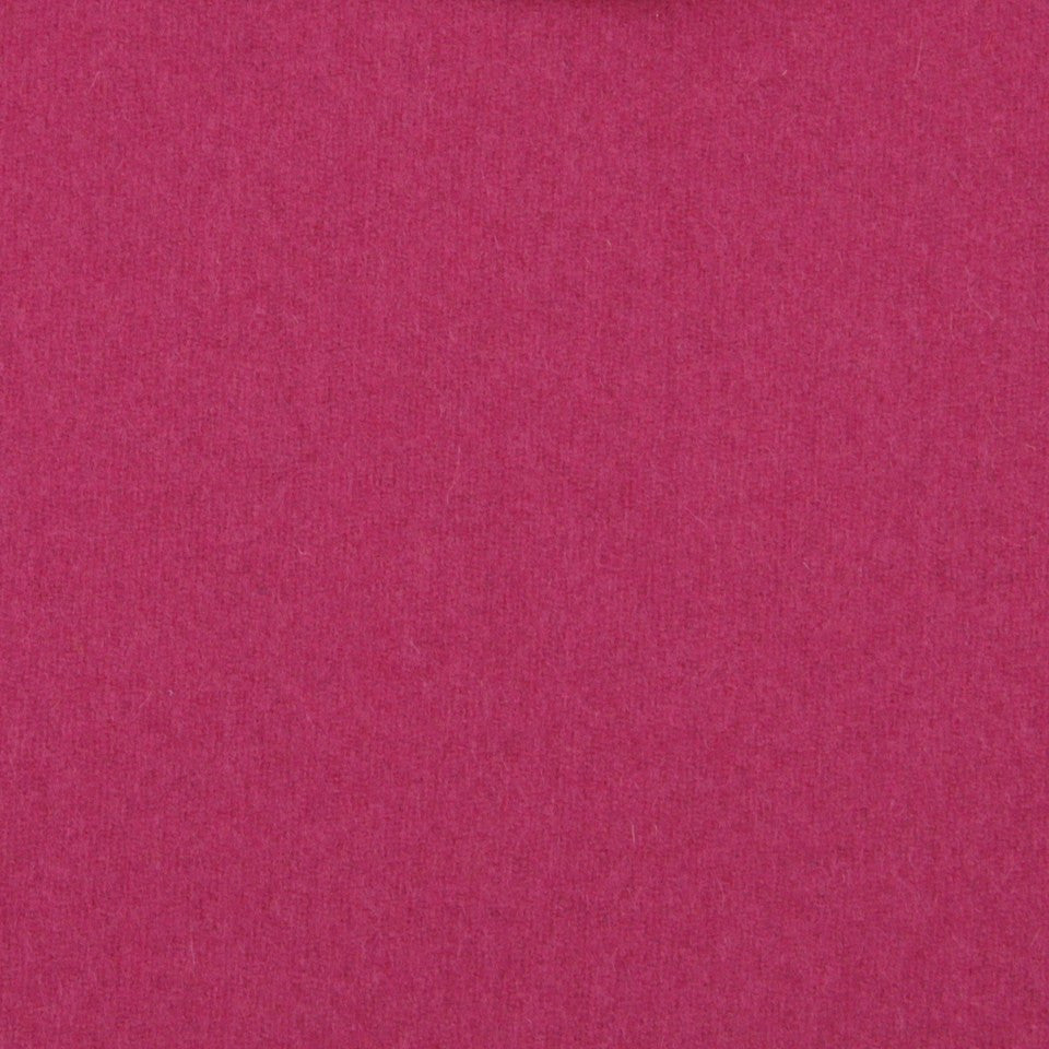 WOOL TEXTURES Wool Suit Fabric - Fuchsia