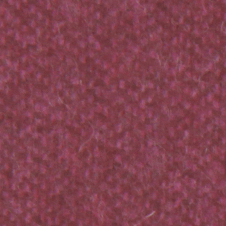 WOOL TEXTURES Wool Suit Fabric - Berry Crush