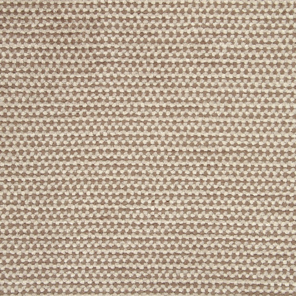 PLUSH CHENILLES Soft Mosaic Fabric - Dove