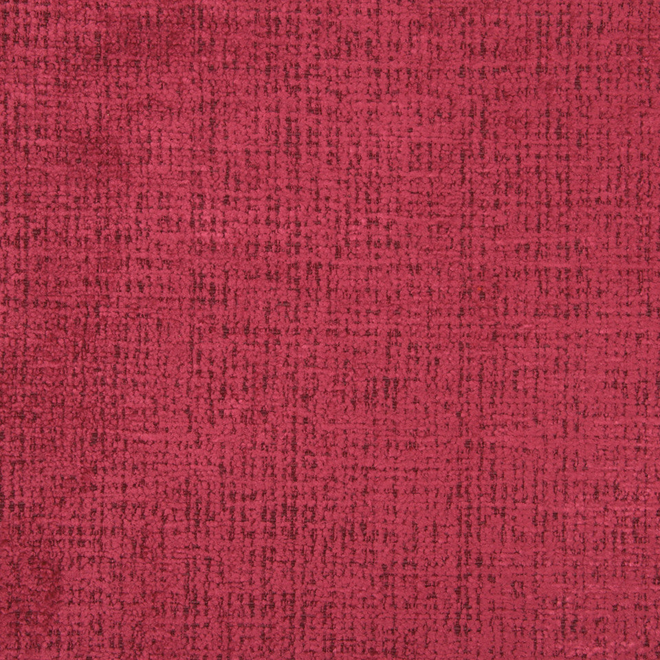 PLUSH CHENILLES Grand Chenille Fabric - Fuchsia