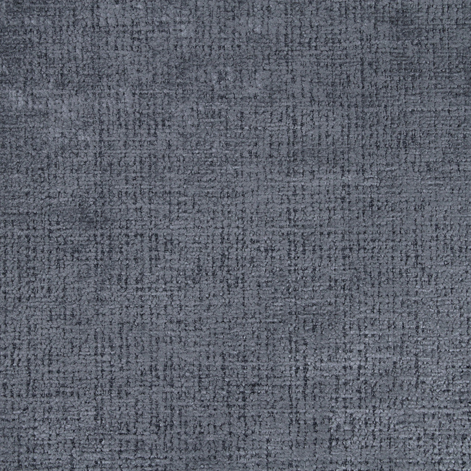 PLUSH CHENILLES Grand Chenille Fabric - Indigo