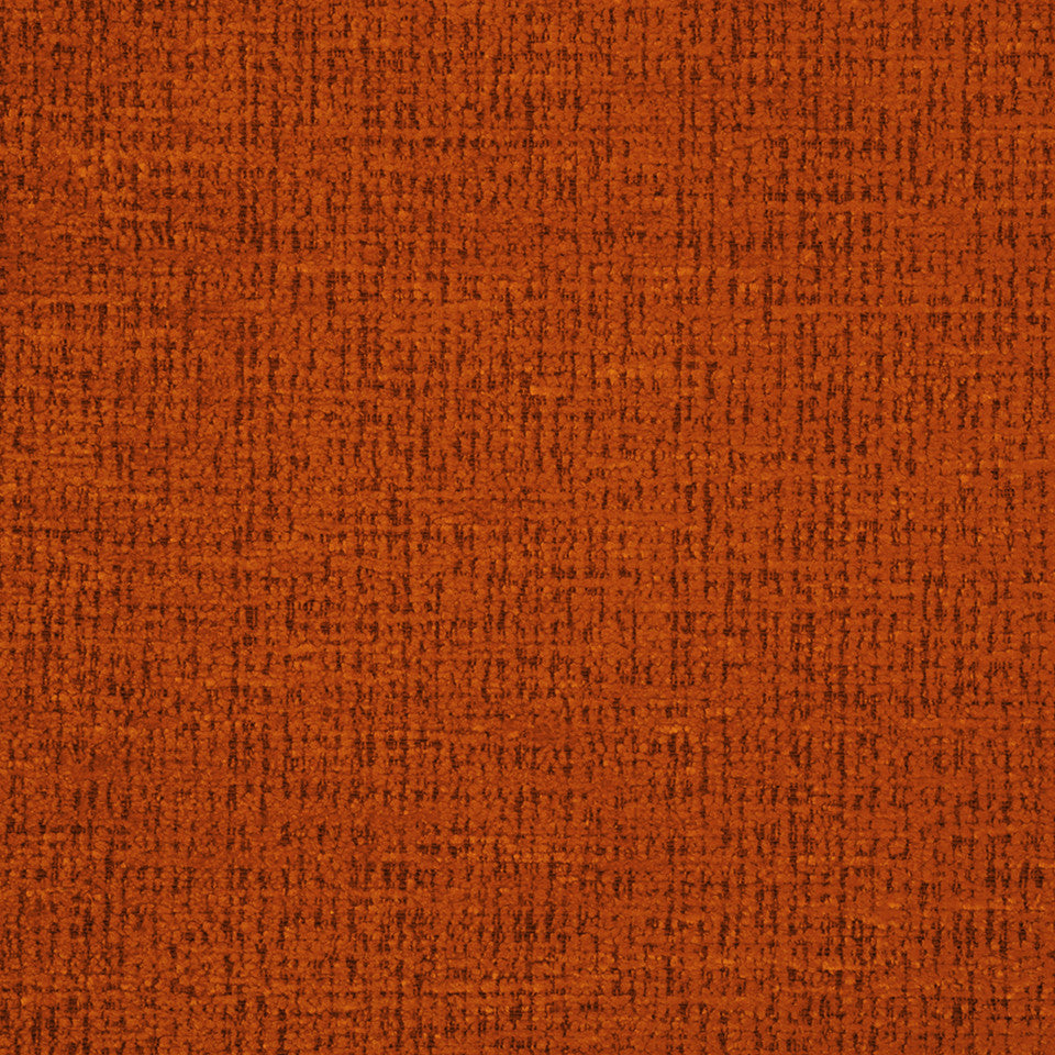 PLUSH CHENILLES Grand Chenille Fabric - Saffron