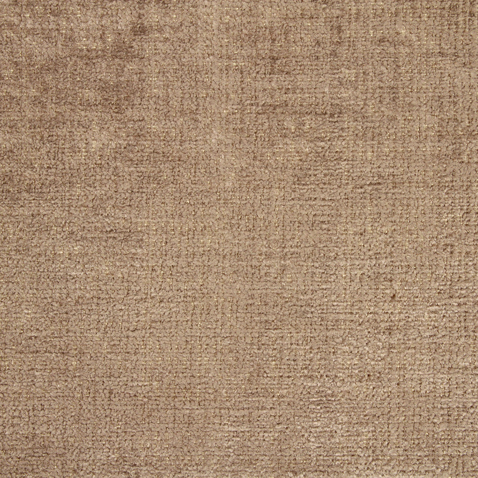 PLUSH CHENILLES Grand Chenille Fabric - Toast