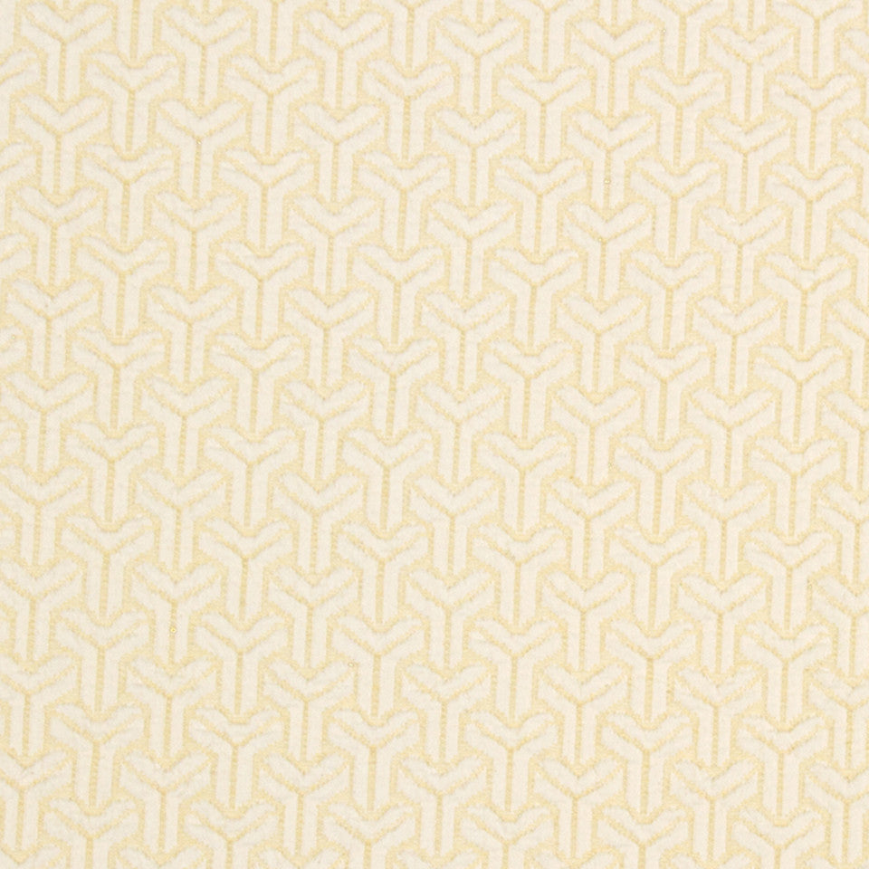 GOLD LEAF Open Mind Fabric - Gold Leaf